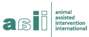 Animal Assisted Intervention International logo